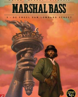 Marshal Bass 5 - De engel van Lombard Street