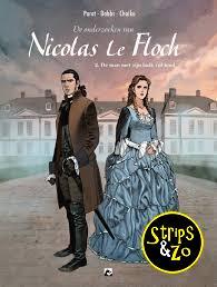 Nicolas le Floch 2 - De man met zijn buik vol lood