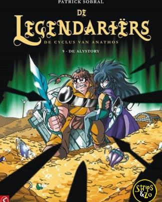 legendariers 9