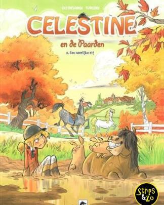 celestine en de paarden 5 Een heerlijke rit