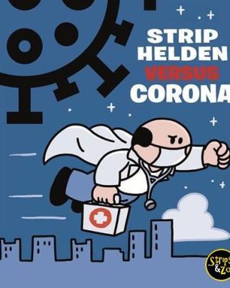 striphelden versus corona