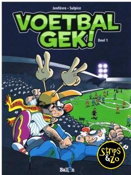 voetbalgek 1