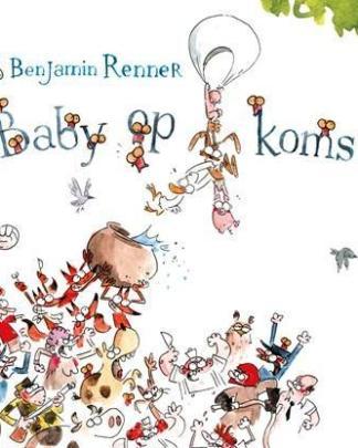Baby op komst Benjamin Renner