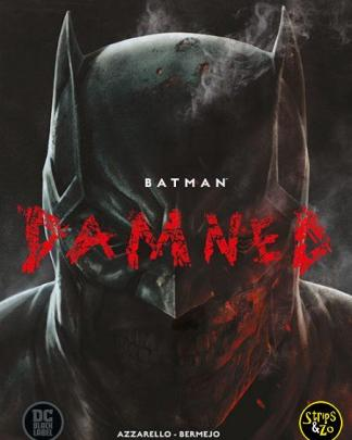 Batman Damned 1