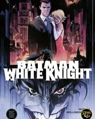 Batman White Knight 1