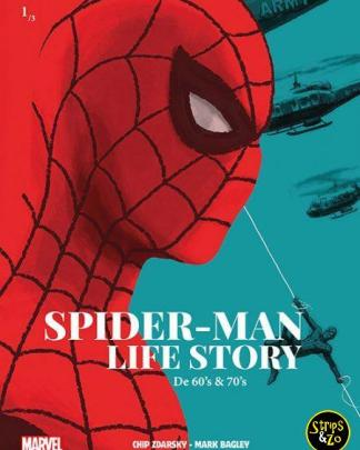 Spider Man Life Story 1 De 60s 70s