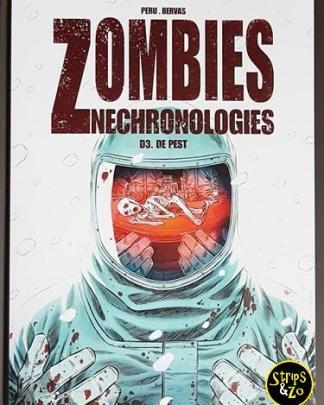 Zombies Nechronologies 3 de pest