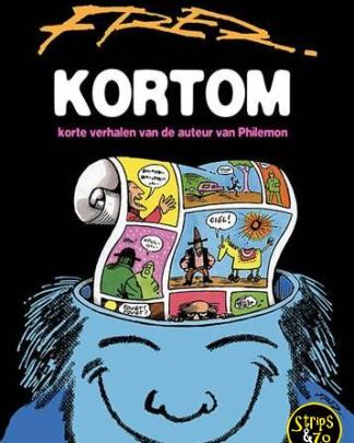 Fred Kortom gratis magazine