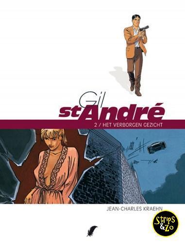 Gil St Andre 2 Het verborgen gelaat