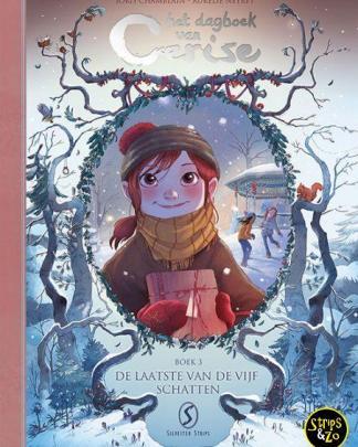 Het Dagboek van Cerise 3 De Laatste van de Vijf Schatten