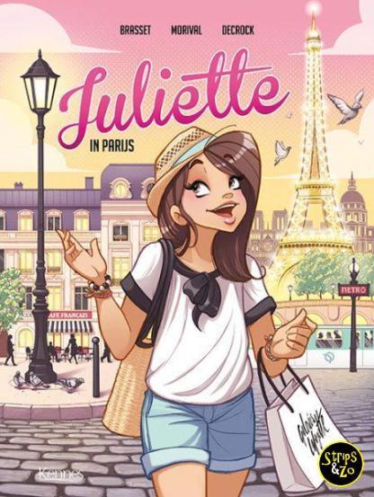 Juliette 1 In Parijs