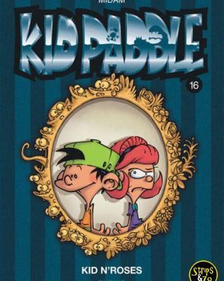 Kid Paddle 16 Kids n Roses