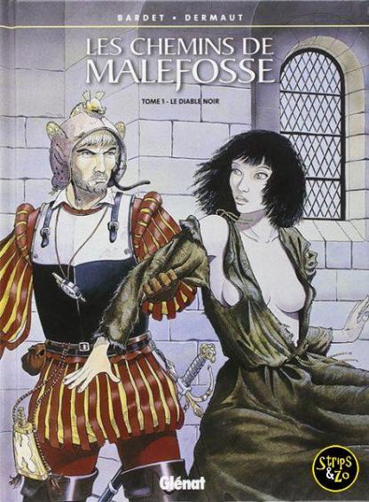 Malefosse 1. De Zwarte Duivel