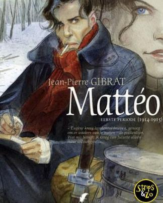 Matteo 1 Eerste periode 1914 1915