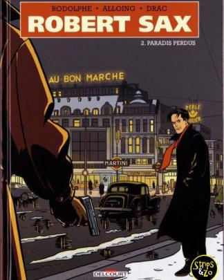 Robert Sax 2 Verloren Paradijs