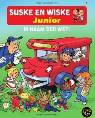 suskje en wsiske junior 03 in naam der wet