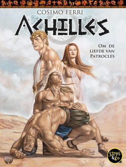 Achilles 2 - Uit liefde voor Patrocles