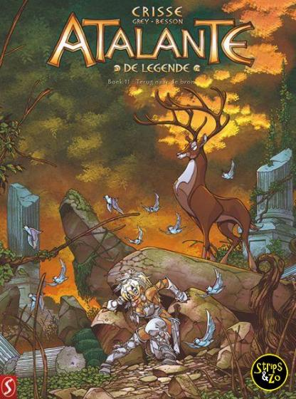 Atalante De Legende 11 Terug naar de Bron
