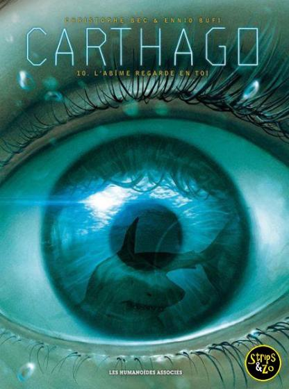 Carthago 10 De Afgrond Kijkt op Je Neer