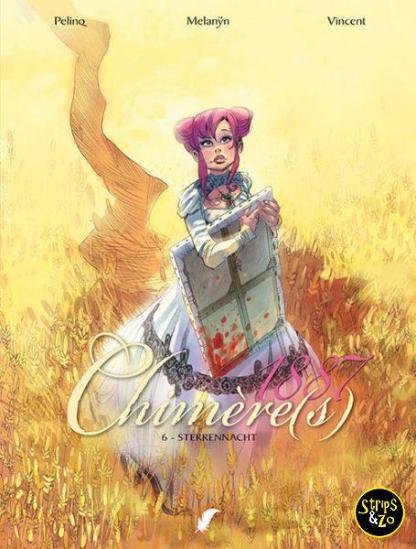 Chimeres 1887 6 Sterrennacht