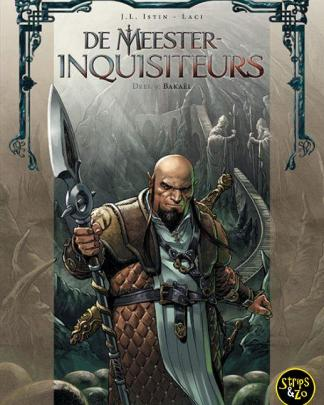 De Meester Inquisiteurs 9 Bakael