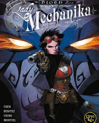 Lady Mechanika Bloed 2