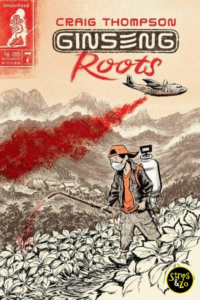 Ginseng Roots 7