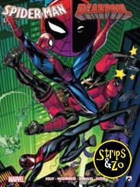 Spider Man Deadpool 1