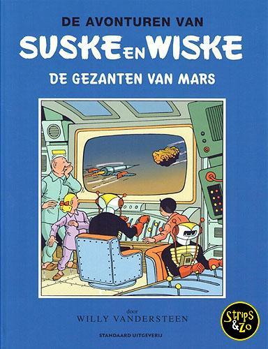 suske en wiske De Gezanten van Mars