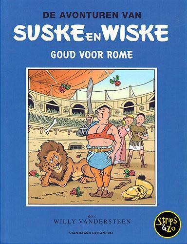 suske en wiske Goud voor Rome