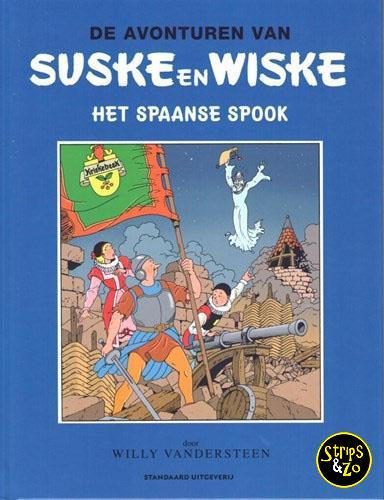 suske en wiske spaanse spook
