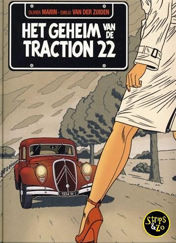 Autoreportages van Margot 1 Het geheim van de Traction 22