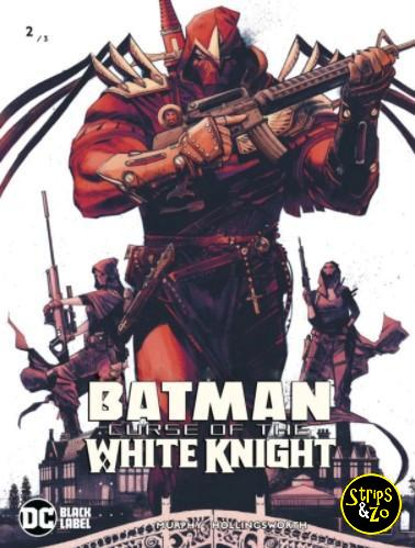 Batman Curse of the White Knight 2