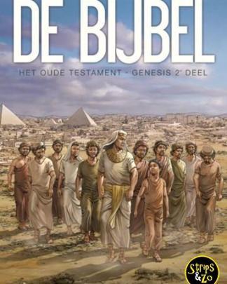 Bijbel de 2 Het oude testament Genesis 2de deel
