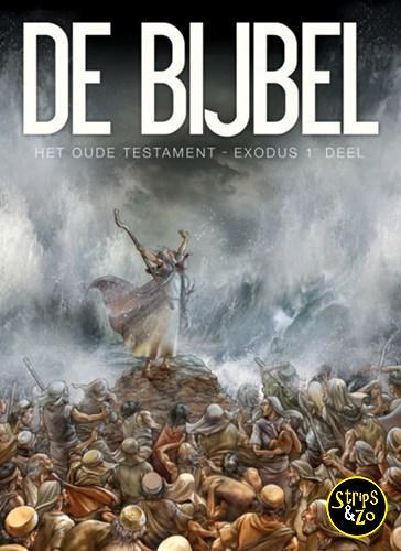 Bijbel de 3 Het oude testament Exodus 1ste deel