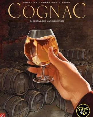 Cognac 1 De invloed van demonen