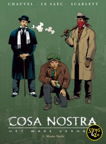 Cosa Nostra 1 Mano Nera