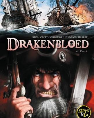 Drakenbloed 6 Wraak