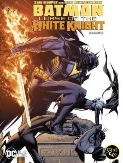Batman Curse of the White Knight 3