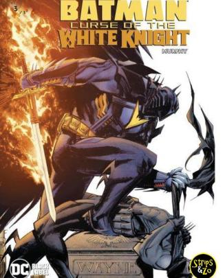 Batman Curse of the White Knight 3