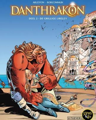 Danthrakon 2 De Grillige Lireley