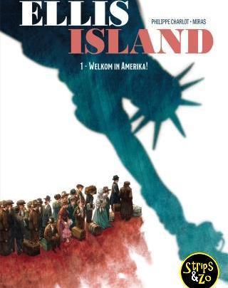 Ellis Island 1 Welkom in Amerika