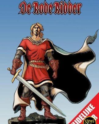 Rode Ridder 270 - Het Boek van Toth