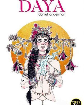 Artbook Daya Daniel Landerman