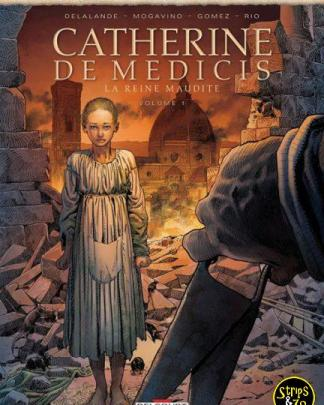 Bloedkoninginnen 16 Catherina de Medici 1