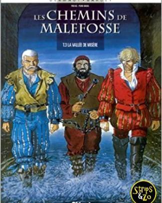 Malefosse 3 De vallei van de ellende