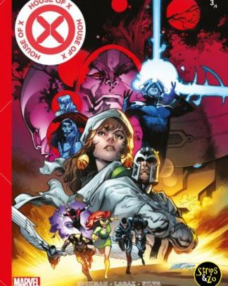 House of X Powers of X 3