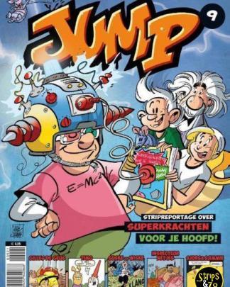 Jump stripblad 9