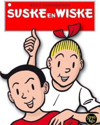 Suske en Wiske 359 De Naamloze Negen