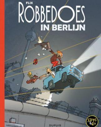 robbedoes door robbedoes in berlijn